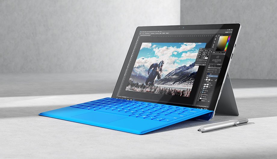 Surface Pro 3D Model