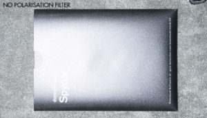Without polarisation filter